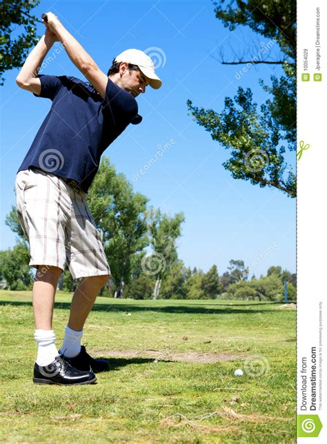 swing time golf golf swing royalty free stock images image 10054029