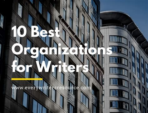 best for writers 10 best organizations for writers every writer