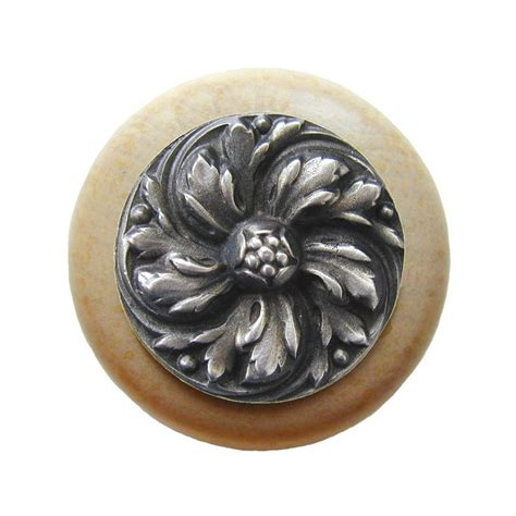 Notting Hill Knobs by Notting Hill Garden 1 1 2 Inch Diameter Antique