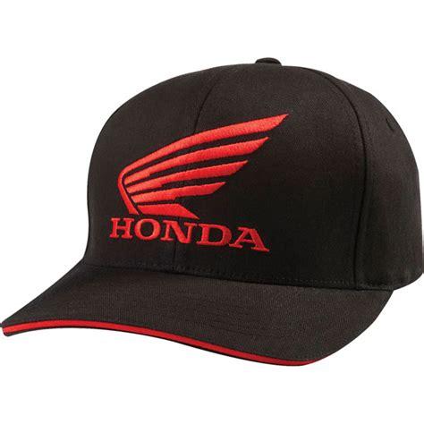 honda racing hat fox racing honda flexfit hat chaparral motorsports