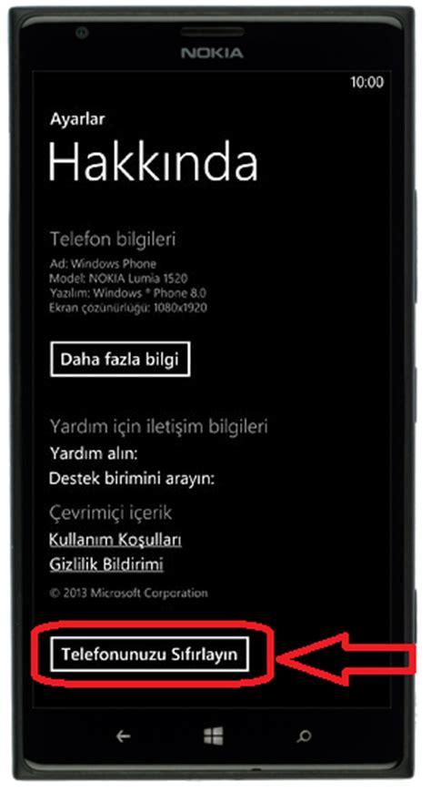 format video nokia lumia 920 programsepetimiz nokia lumia 920 format nasıl atılır