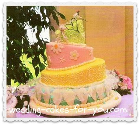More Whimsical Cakes To Impress by Whimsical Wedding Cakes Are And