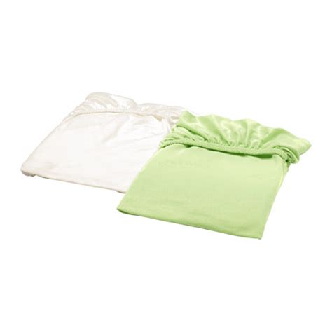Fitted Sheet For Crib Mattress Len Crib Fitted Sheet Ikea