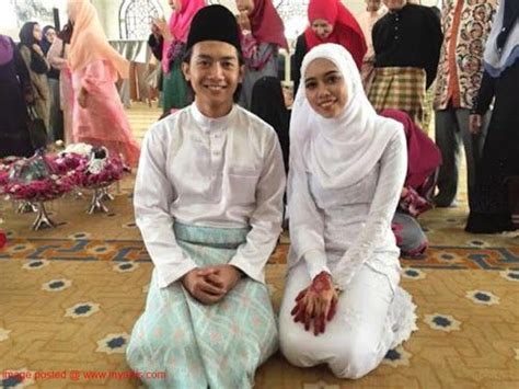 masjid india baju nikah 14 gambar majlis perkahwinan deen hot fm pasangan