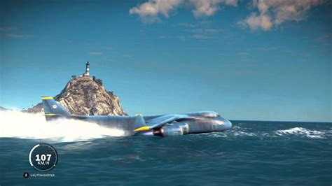 boats just cause 3 just cause 3 u41 cargo plane or boat youtube
