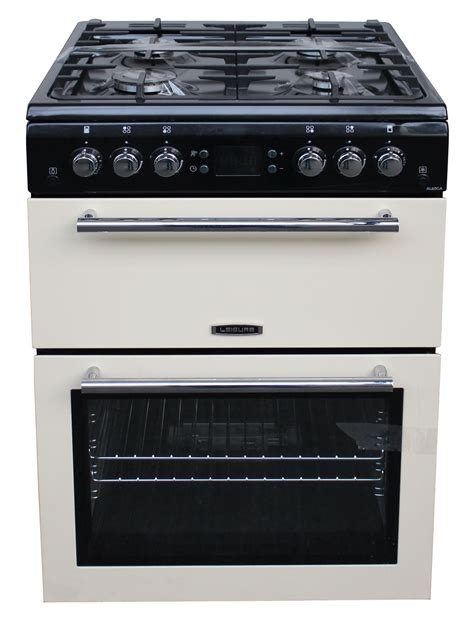 Oven Gas Mini leisure al60gac mini range gas cooker al60gac 60cm 2 ovens