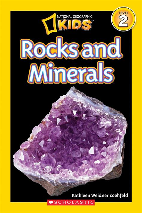 the rocks books rocks and minerals by weidner zoehfeld scholastic