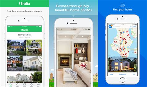the best apps for home buyers in