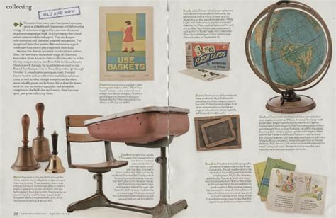 Home Decoration Items George Glazer Gallery Antiques Country Living Magazine