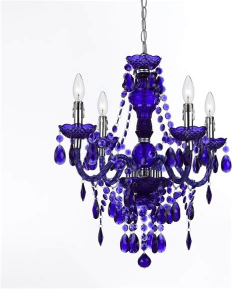 white plastic chandelier plastic 4 light mini chandelier in white purple