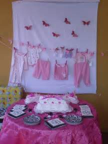 Baby girl shower decorations decoration ideas baby shower ideas