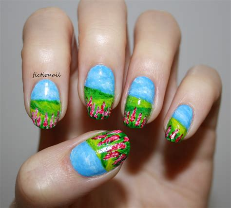 Landscape Nail Fictionail May 2016
