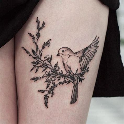 little birds tattoo awesome tattoos with simplest symbols magic world