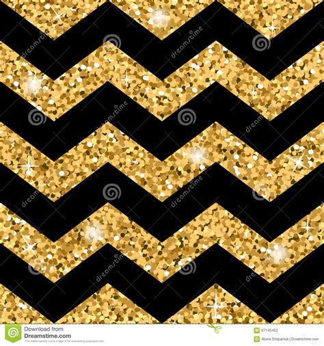 glitter zig zag pattern zigzag seamless pattern gold glitter and black template
