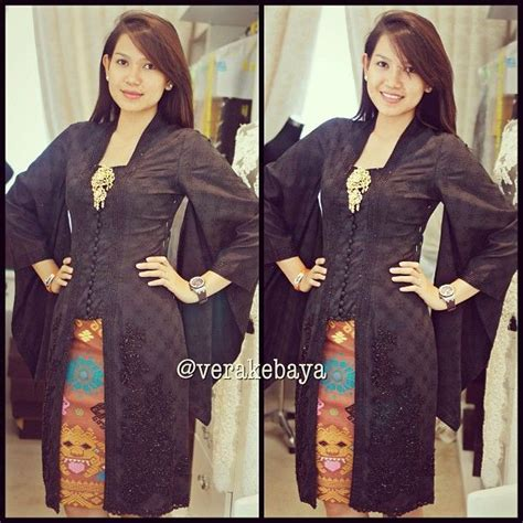 Brokat Brukat Bahan Kain Kebaya Dress Black Series 287 best images about baju kurung on maxi