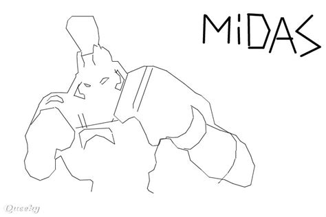 coloring pages of king midas real steel midas coloring pages www pixshark com