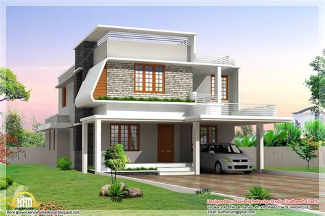 home design exterior elevation contemporary house plans beautiful modern home