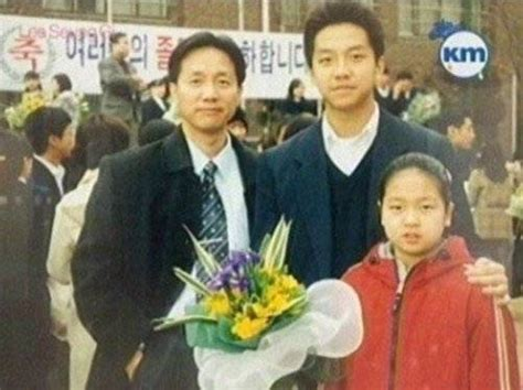 lee seung gi younger sister lee seung gi says his younger sister got teased for