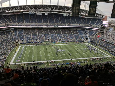 what sections are covered at centurylink field centurylink field section 311 seattle seahawks