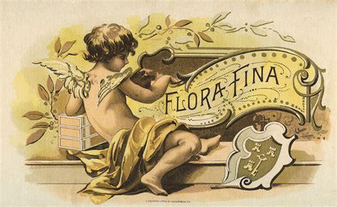 imagenes vintage tabaco free vintage clip art cherub cigar box label the