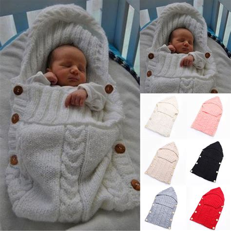 Sleeping Bag Newborn 11 baby toddler newborn blanket swaddle sleeping bag sleep sack stroller wrap us475