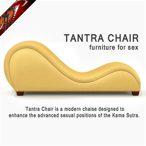 tantra chaise tantra chair sex furniture design tribe house