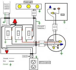 wiring diagram for a bathroom fan and light diagram free printable wiring diagrams