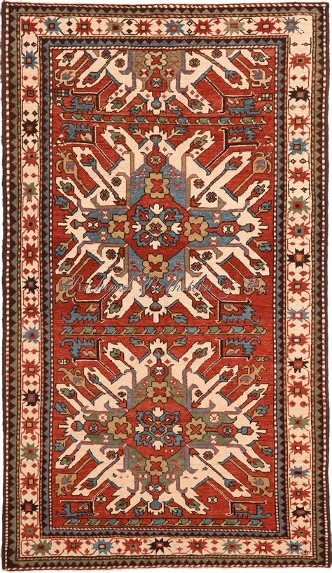 the rugs kazak rugs multi eagle eagle kazak rug