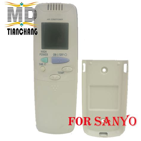 Ac Portable Sanyo split portable air conditioner for sanyo remote rcs 3mvps4e air conditioning parts in