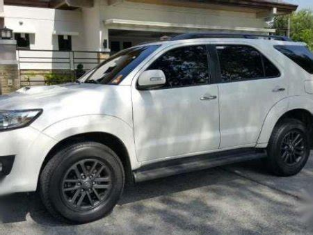 Cover F New Mobil Toyota Fortuner fortuner model in 2015 autos post