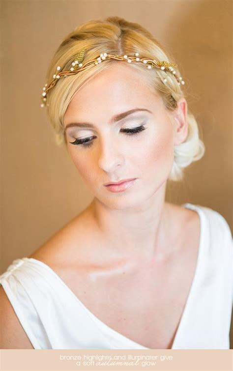 Luellas Boudoir Hair Accessories by The Autumn Issue Step By Step Makeup Weddbook