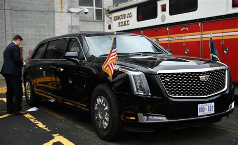 Cadillac One by This Is Donald S Brand New Cadillac One A K A The Beast
