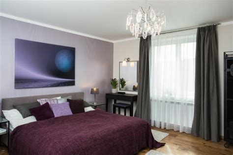 lavendel und graues schlafzimmer farbgestaltung f 252 r schlafzimmer das geheimnisvolle lila
