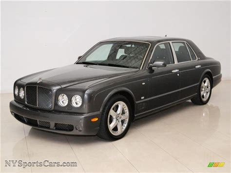 bentley arnage t mulliner 2009 bentley arnage t mulliner in anthracite x14070