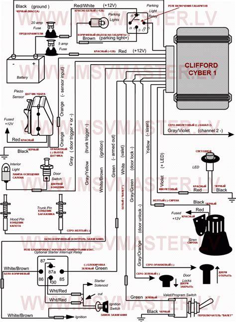 viper 3105v alarm system wiring diagram viper 5704 wiring