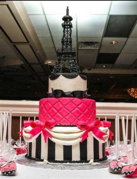 paris themed quinceanera cakes paris theme cake party ideas pinterest wedding
