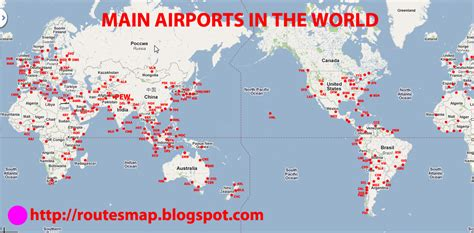 map world airports airlines and airports information list of airports in the