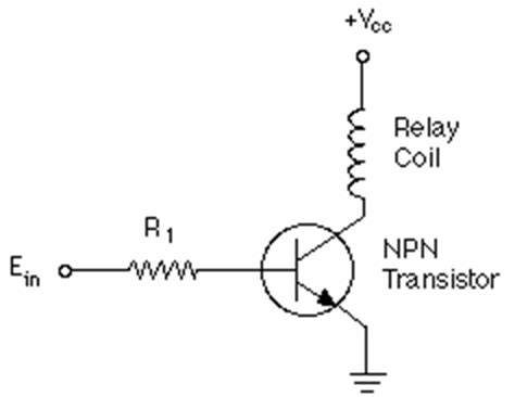 npn transistor for relay transistor switches and lifiers