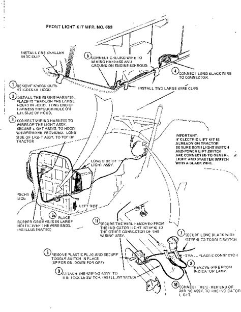 Simplicity 907 929 280 045 300 449 456 462 466 566 668 684 685 686 689 708 Snow Blower Owners Manual