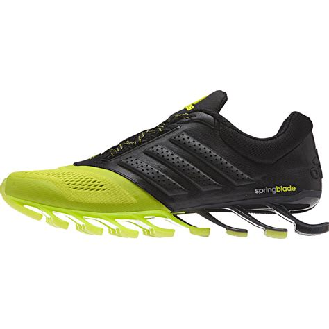Ardiles Malovic Black Yellow Running Shoes adidas s springblade drive 2 running shoes black yellow probikekit uk