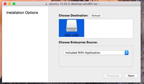 usb linux how to boot a linux live usb drive on your mac