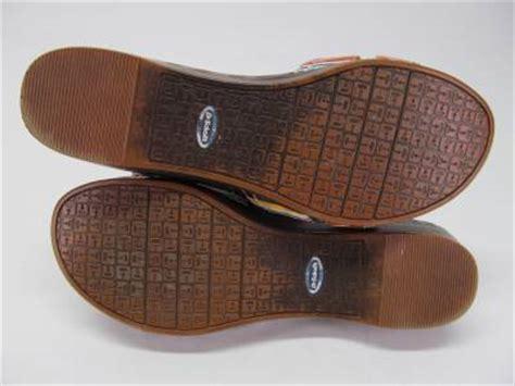 dr scholls sandals advanced comfort series dr scholls advanced comfort series stripe soft sole