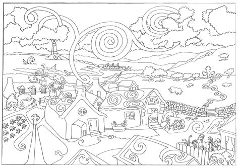 printable coloring in pages for adults coloring pages for adults free large images