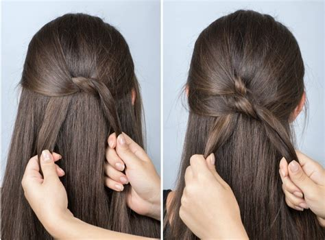 Simple Hairstyles For School by Simple Hairstyles For School The Uplifting