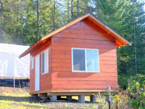 Lowes Cabin by Tiny House Reinforced Structural Insulated Panels At Lowe
