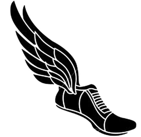 running shoes with wings clipart running shoes with wings clipart best