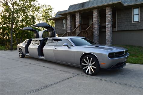 challenger limo rental photo gallery clean ride limo
