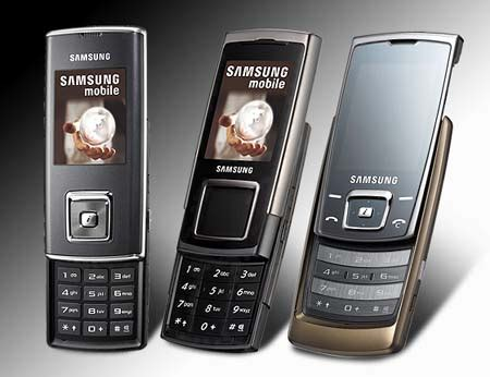 new samsung slider phones with touch sensitive keypad « my