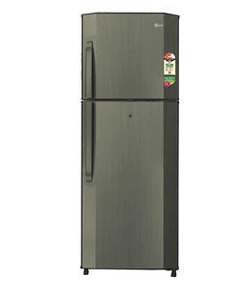 lg door refrigerator error codes lg 240 ltr gl 254vhg4 door refrigerator neo inox