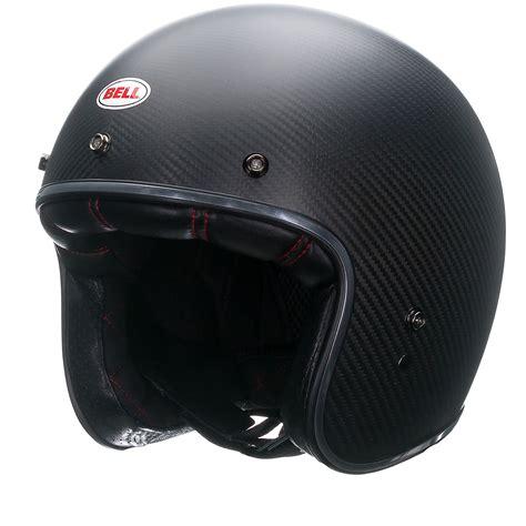 matte motorcycle helmet bell custom 500 carbon matte motorcycle helmet open